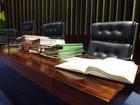 Dilma Rousseff é esperada nesta segunda (29) no Senado
