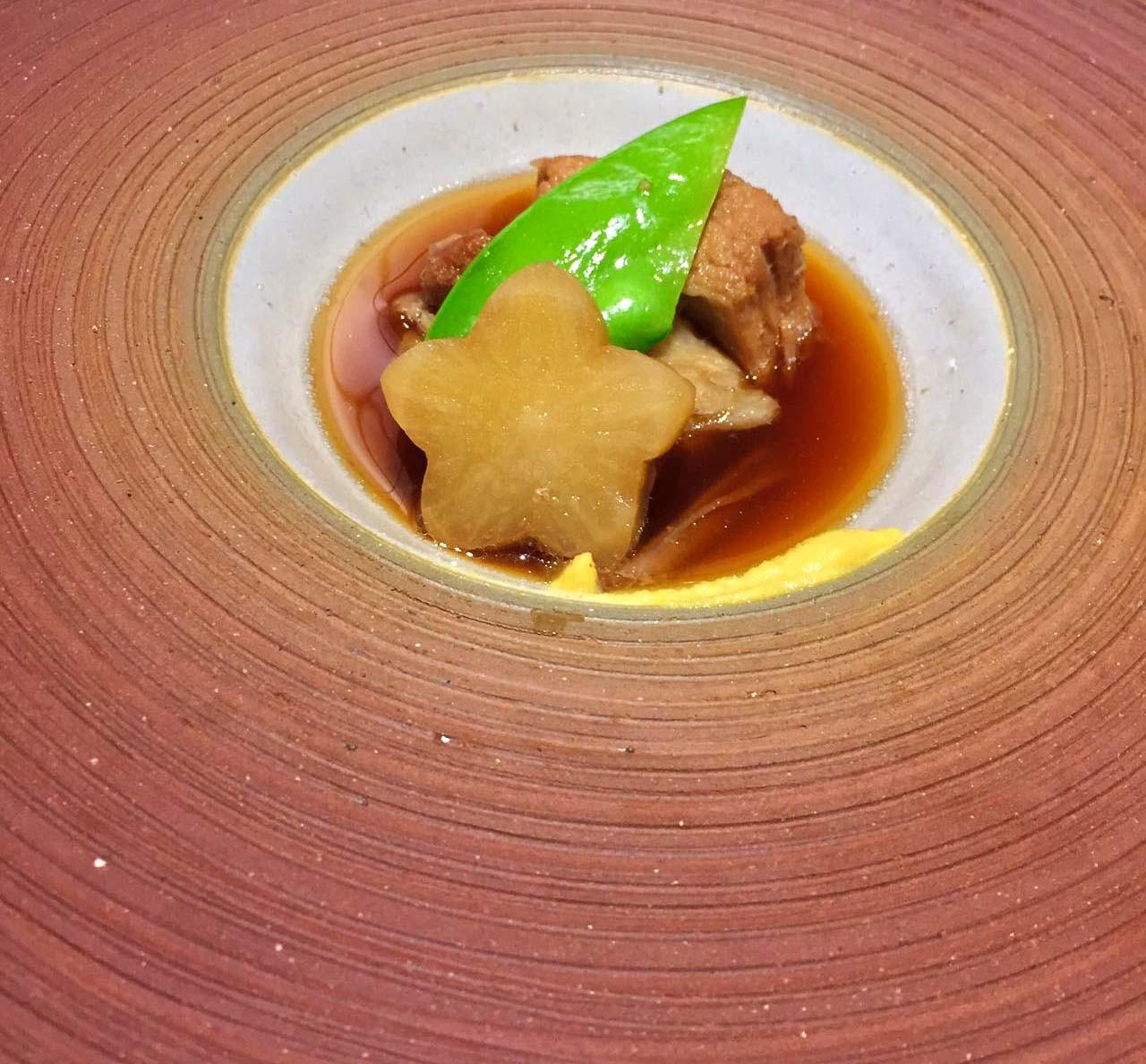 O Buta no Kakuni do Ryo Gastronomia (Foto: Divulgação)
