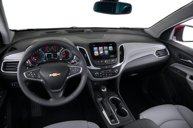 Teste: Chevrolet Equinox Premier 2.0 turbo - AUTO ESPORTE ...