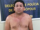 Suspeito de homicídio e roubo no AM é preso durante fiscalização em RR