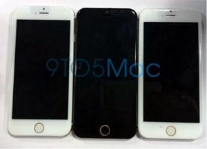 Site '9to5Mac' divulgou imagens que seriam do iPhone 6 (Foto: Reprodução/9to5Mac)
