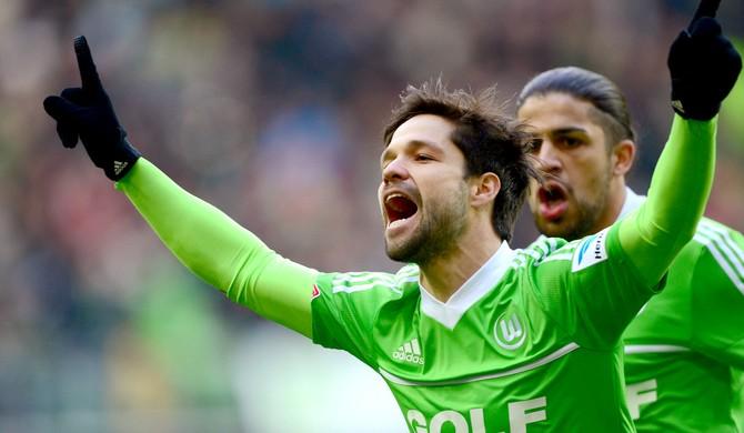 Diego Wolfsburg (Foto: AP)