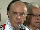 José Serra assina compromisso para melhorar condições dos portadores da Aids
