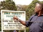 A floresta onde o zika foi descoberto