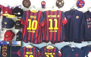 4b0d4fa1fc Barça x Milan tem duelo fora de campo entre fãs de Messi e Neymar ...