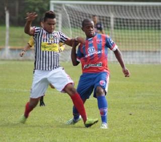 Bandeirante x Grêmio Prudente - Campeonato Paulista da Segunda Divisão (Foto: Sérgio Borges / NoFoco)