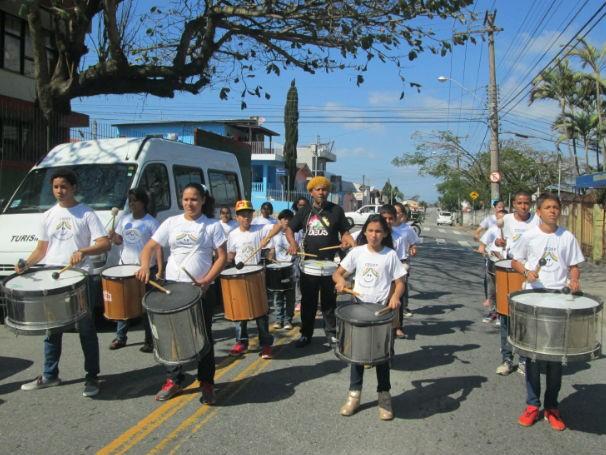 CEDEP Projeto de Música (Foto: Divulgação / CEDEP)