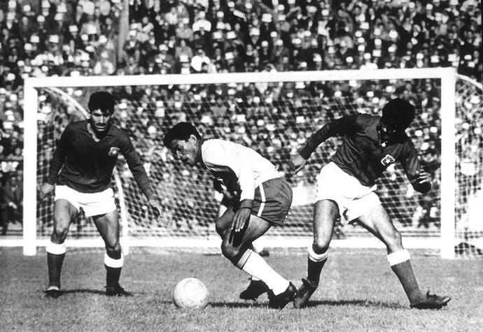 Copa do Chile de 1962 (Foto: Reginaldo Manente/Divulgação)