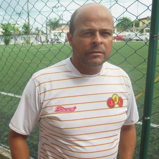 Darlan Santana, técnico do Jabaquara (Foto: Antonio Marcos)