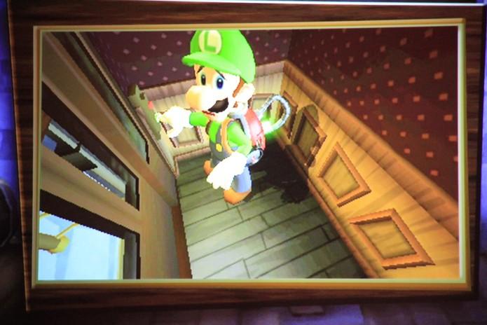 Luigi's Mansion - Dark Moon (Foto: Léo Torres / TechTudo)