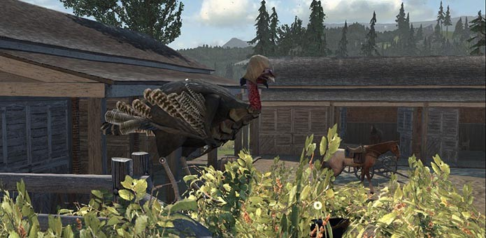 Peru Assassino é um dos mais engraçados do jogo (Foto: Reprodução)