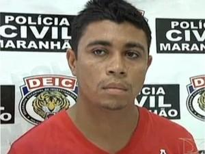Jhonathan confessou ter assassinado o jornalista Décio Sá (Foto: Reprodução/TV Mirante)