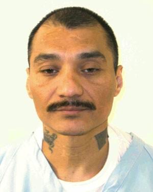 O salvadorenho Alfredo Prieto, condenado por dois assassinatos cometidos em 1988, em foto sem data (Foto: Virginia Department of Corrections/AP)