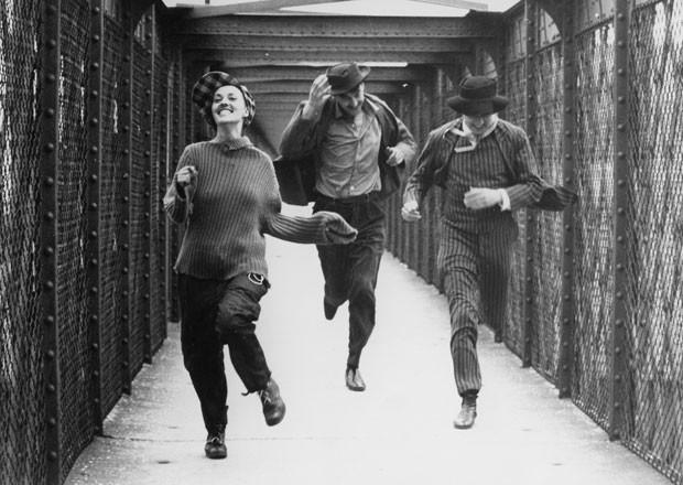 Cena de 'Jules e Jim – Uma mulher para dois' do cineasta francês François Truffaut (Foto: Divulgação)