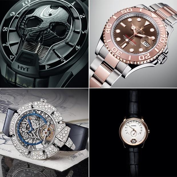 5a6ef270e65 BaselWorld  confira os relógios apresentados na edição 2016 - GQ ...