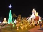 Cidade do Natal fica aberta até o dia 10 de janeiro em Campo Grande
