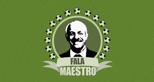 fala, maestro (Reprodução / TV Globo)