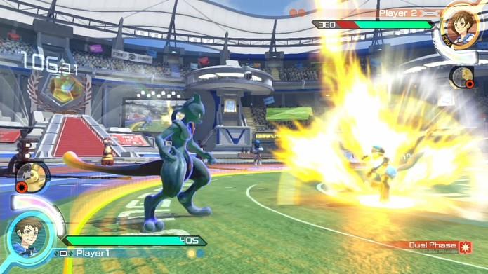 Pokkén Tournament chega ao Wii U (Foto: Divulgação/Bandai Namco)