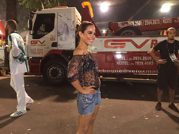 Wanessa Camargo (Foto: EGO)