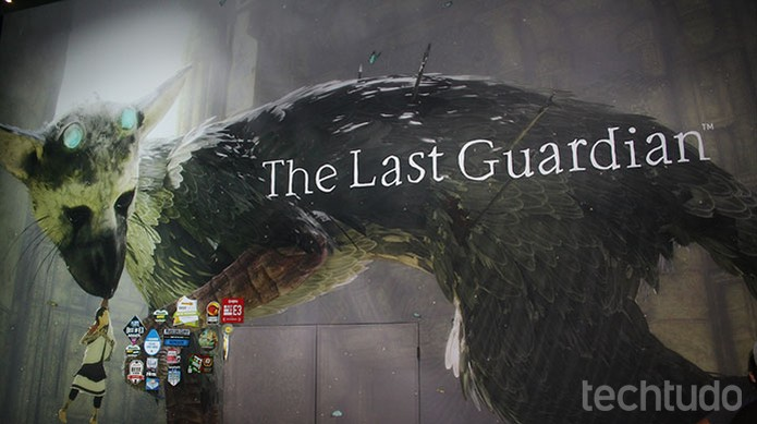 The Last Guardian: testamos o game aguardado desde a E3 2009 (Foto: Felipe Vinha/TechTudo)