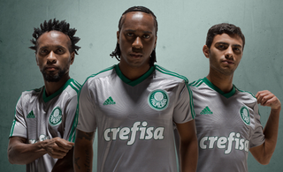 Palmeiras estreia novo uniforme contra o Joinville neste domingo f202891144840