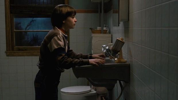 Will Byers na primeira temporada de Stranger Things (Foto: Reprodução)