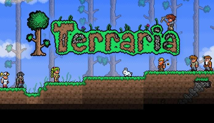 Terraria (Foto: Divulgação)