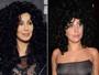 Separadas no nascimento: Gaga aparece com visual de Cher em 2010