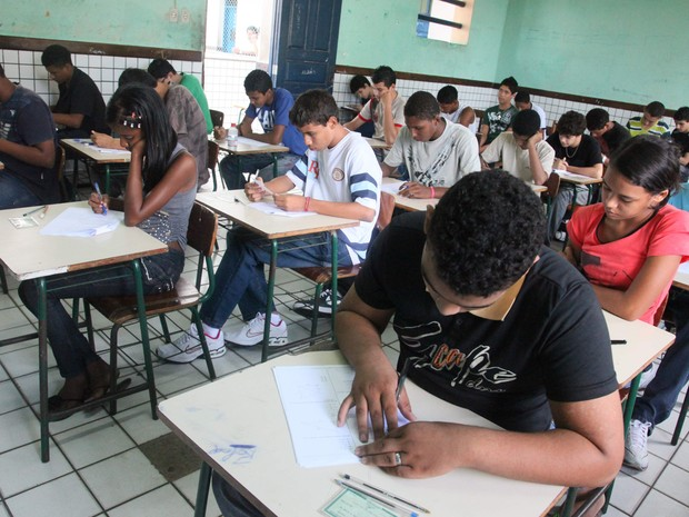 Provas para o Ifma começam às 13h detse domingo (24), em 18 cidades (Foto: Douglas Júnior/O Estado)
