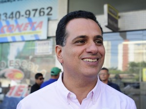 Deputado federal Max Filho (PSDB-ES) (Foto: Fernando Madeira/ A Gazeta)