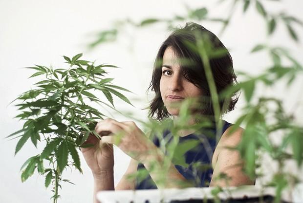 landau marie claire maes maconha 01 b Mães que lutam pela legalização contam como maconha melhorou a saúde dos filhos