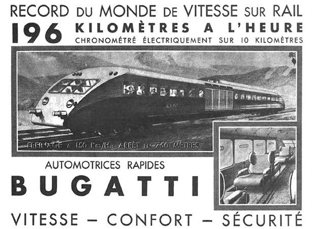 Recorde de velocidade do WR Bugatti foi motivo de orgulho para os franceses (Foto: Reprodução)