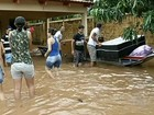 Bombeiros buscam garoto de 15 anos que sumiu após chuva no Tocantins