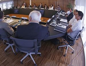 Comitê de Reformas instaurado pela CBF se reúne pela primeira vez na entidade