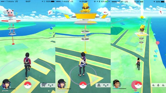 Entenda como Pokémon Go escolhe locais para posicionar Gyms e PokéStops (Foto: Reprodução/Daily Dot)