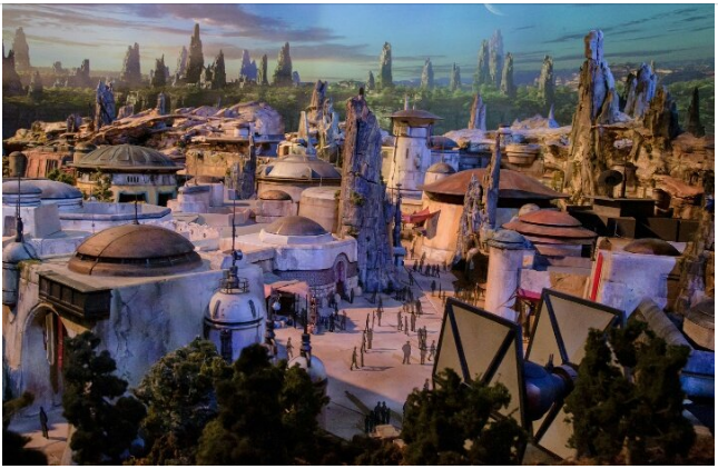 (Foto: Reprodução Twitter DisneyD23)