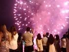 Réveillon de Campina Grande vai ter 12 minutos de fogos de artifício