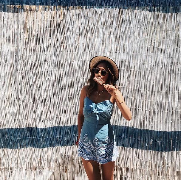 Aimee Song (Foto: Reprodução/Instagram)