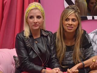 BBB - Clara e Vanessa (Foto: Frederico Rozario/ TV Globo)