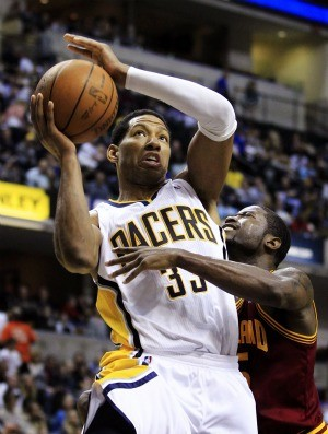 Danny Granger, Indiana Pacers (Foto: AP)