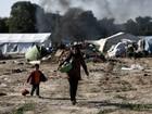 Grécia finaliza retirada de migrantes do campo de Idomeni