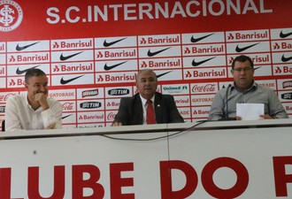 Internacional Inter Carlos Pellegrini Giovane Gazen Rogério Pastl doping (Foto: Tomás Hammes/GloboEsporte.com)