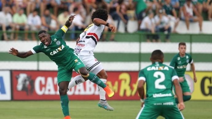 Goiás x Anápolis - Campeonato Goiano 2017 (Foto: Marcello Dantas / O Popular)