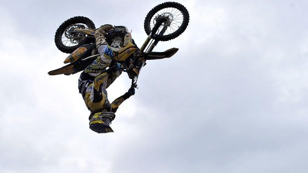 Fred Kyrillos motocross (Foto: Fernando Soutello/AGIF)