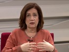 Miriam Leitão comenta o resultado da eleição em São Paulo