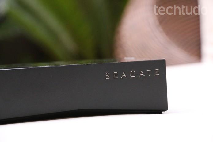 Seagate Personal Cloud (Foto: Luciana Maline/TechTudo)