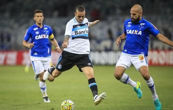 Mano tenta manter bom retrospecto contra Grêmio, clube que o projetou