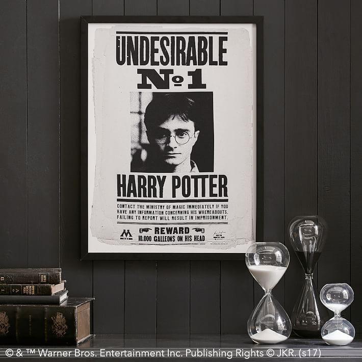 Itens de decoração inspirados em Harry Potter (Foto: Divulgação/)