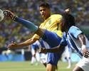 Douglas Santos briga pelo ouro que escapou de Mazinho, Zé Marco e Hulk