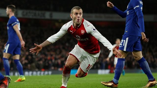 00f37c8ed7 Arsenal x Chelsea - Campeonato Inglês 2017-2018 - globoesporte.com